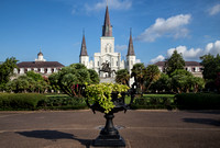 Jackson Square/St Louis Cathedral